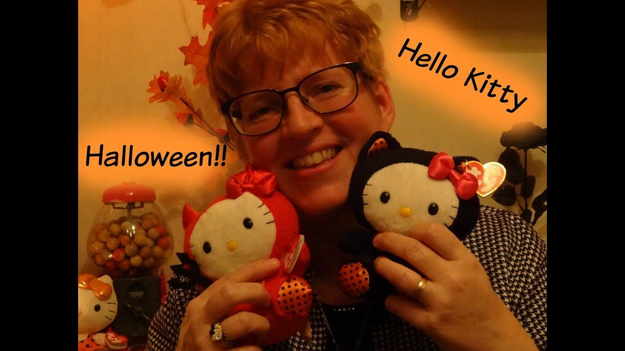 Hello Kitty Happy Halloween   YouTube