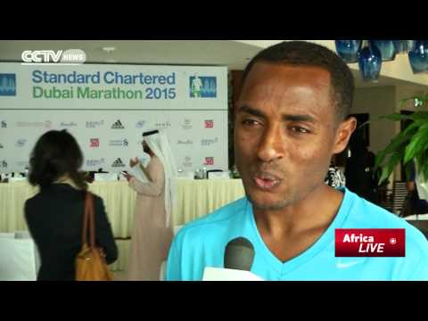 Kenenisa Bekele Eyes Course Record