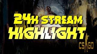 Restt - 24H STREAM HIGHLIGHT