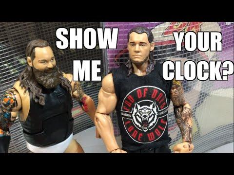 WWE ACTION INSIDER: Baron Corbin Mattel Superstars Series 63 Wrestling Figure Review