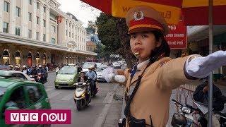 Hà Nội phân luồng giao thông phục vụ diễn đàn WEF - ASEAN | VTC1