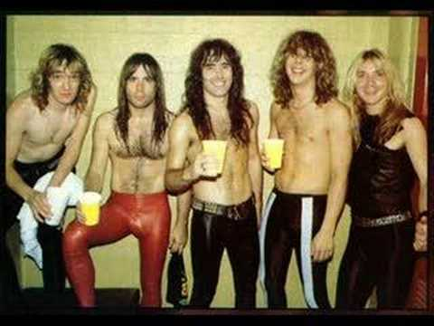 Iron Maiden - All In Your Mind