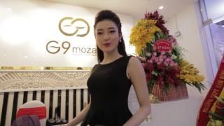 Hoa hậu đỗ mỹ linh, á hậu huyền My G9moza thanh hoa