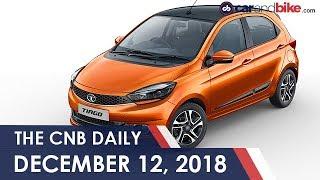 2019 Nissan Kicks Bookings Open | Renault Hikes Prices | Tata Tiago XZ+ Launched