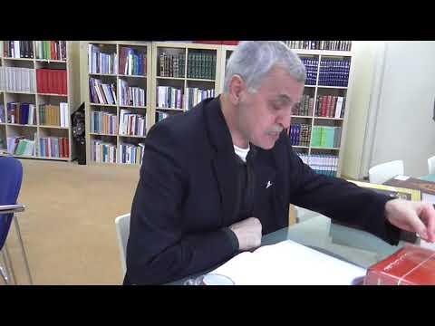 Prof. Dr. Ahmet Akgündüz - Arapça Mesnevi-i Nuriye 211. Ders