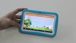 Tablet ActionKids - Unboxing