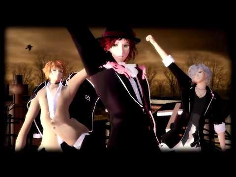 MMD - Shuu Laito Subaru Diabolik Lovers- Oh my Juliet