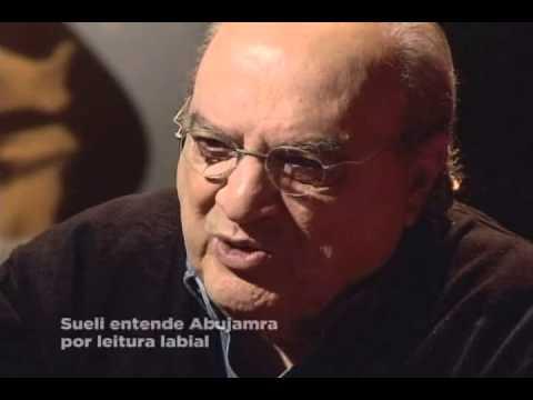 A deficiente auditiva Sueli Ramalho é a entrevistada de Antonio Abujamra - Provocações
