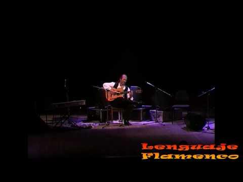 Guitarra Flamenca - Paco de Lucia Kaluga 2007 - Al cante Montse Cortes y Chonchi Heredia