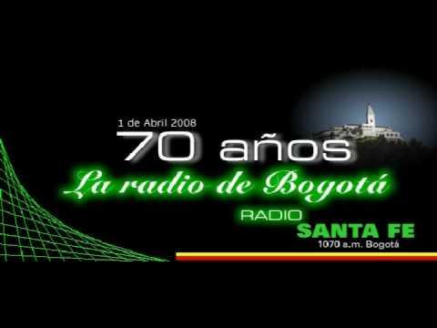 Identificación Antigua Radio Santa Fe