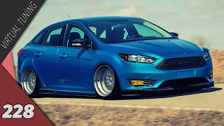 Virtual Tuning - Ford Focus Mk3 Sedan #228