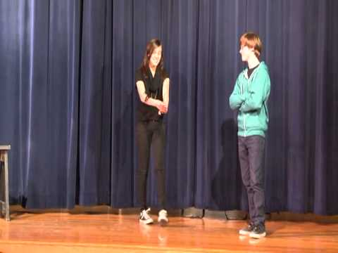 2834-1 SHOWCASE FROM THE BASIC ACTING CLASS