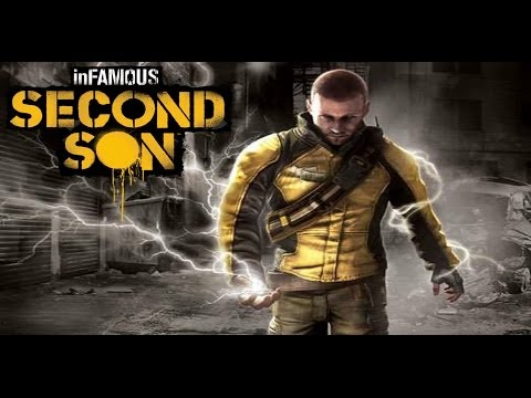 Infamous Second Son Cole's Legacy Complete Walkthrough / Complete Side Mission