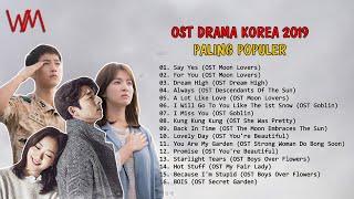 16 OST Drama Korea (2019) Paling Populer. Original SoundTrack Terpilih