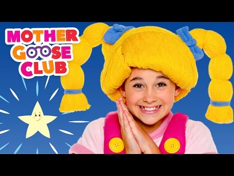 Twinkle Twinkle Little Star - Mother Goose Club Songs For Children video