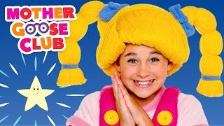 Twinkle Twinkle Little Star - Mother Goose Club Songs for Children