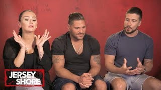 'You're Shady!' | Jersey Shore: 14 Biggest Blowups | MTV