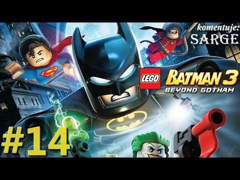 Zagrajmy w LEGO Batman 3: Poza Gotham [60 fps] odc. 14 - Indygująca historia
