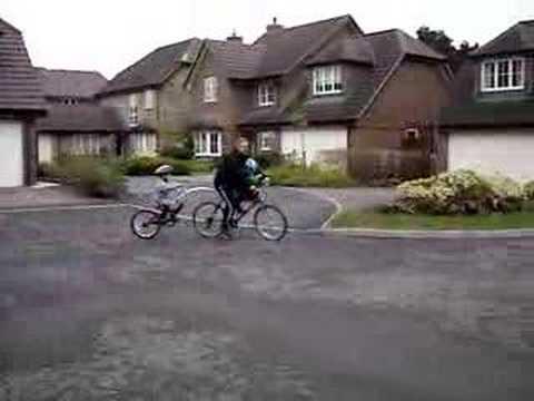 weeride co pilot bike trailer instructions