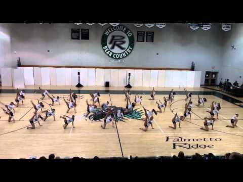 Palmetto Ridge High School Dance Team - Paparazzi