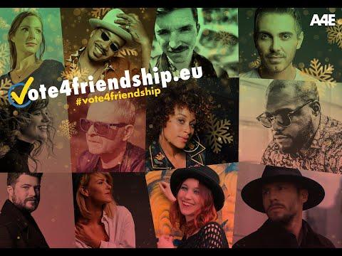 #vote4friendship, a favor de Europa y contra el nacionalismo