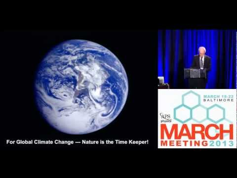 Earth's Climate History from Glaciers and Ice Cores - Lonnie Thompson
