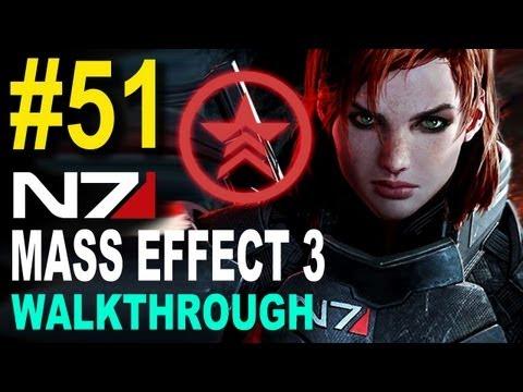 Mass Effect 3 Walkthrough Part 51 Rannoch:Destroy Reaper Base 2/3 (Xbox360,PS3,PC)