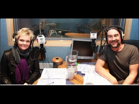 Nathaniel Parker&Sharon Small Radio Interview 2016