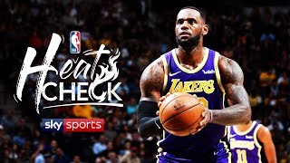 LIVE! What's the most SURPRISING moment of the NBA season so far? | Heatcheck