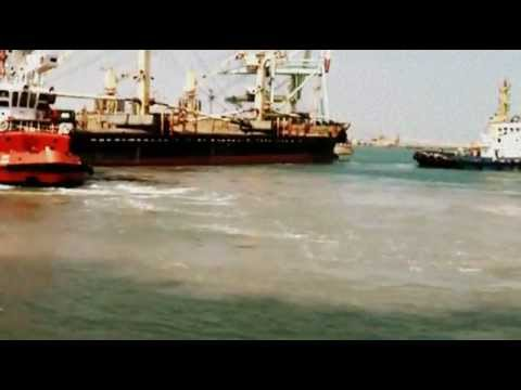 Tugging at Tuticorin Port