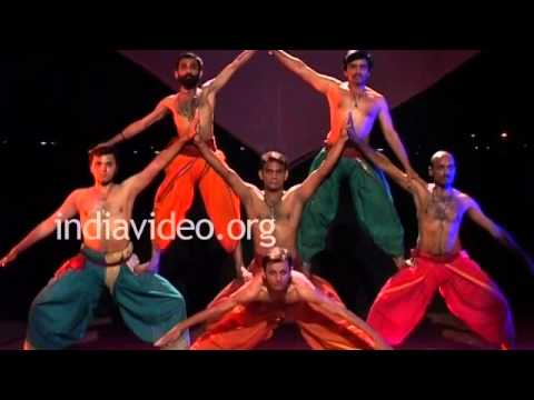 Dance of Life � a Bharatanatyam performance by Mallika Sarabhai
