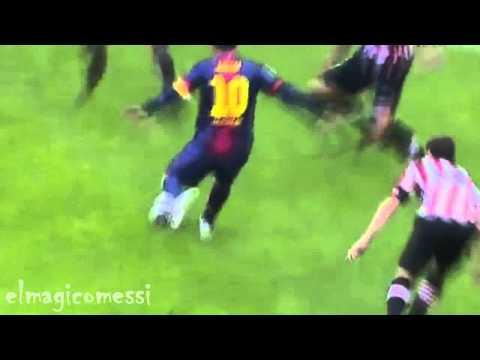 Lionel Messi Golazo Vs Athletic Bilbao
