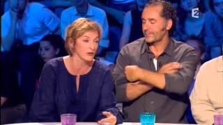 Sophie Mounicot - On n'est pas couché 31 mai 2008 #ONPC
