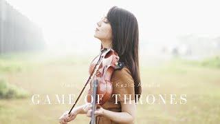 Game of Thrones Main Theme Violin Cover by Kezia Amelia