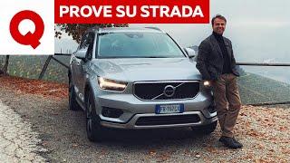 Volvo XC40 tre cilindri benzina T3: si può comprare anche così?