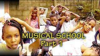 MUSICAL TRAINING SCHOOL PART 1  Success, Gloria & Emanuella (mind of freeky comedy) Episode 55