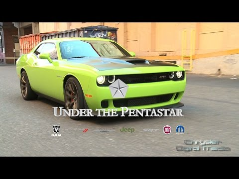 Chrysler Under the Pentastar: August 1, 2014