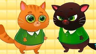 КОТЕНОК БУББУ #5 - Мой Виртуальный Котик - Bubbu My Virtual Pet игровой мультик для детей #ПУРУМЧАТА
