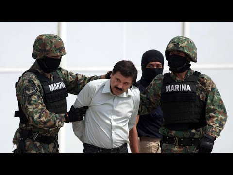 """""""60 Minutes"""" goes inside the arrest of drug lord """"El Chapo"""""""