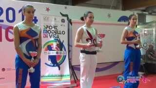 Pesaro - Campionati Italiani Assoluti di Trampolino Elastico