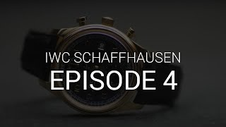 IWC Schaffhausen - The Man's Guide to Haute Horlogerie, Episode 4: The Chronograph