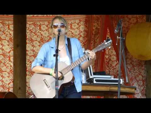 Aoife O'Donovan performs Trials Troubles Tribulations at 24th Annual KGNU Charles Mountain Jam