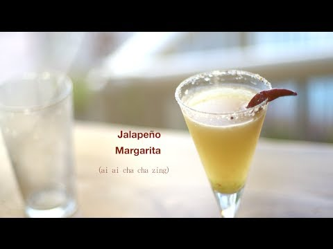 How To Make The Best Spicy Chilli Margarita Cocktail video