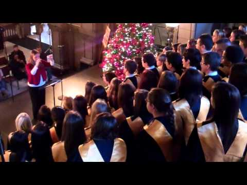 Montour High School Concert Choir   Believe