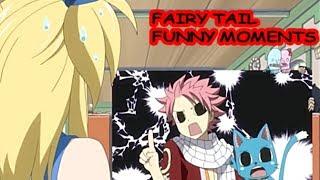 Fairy Tail [SUB-ITA] - FUNNY MOMENTS 1