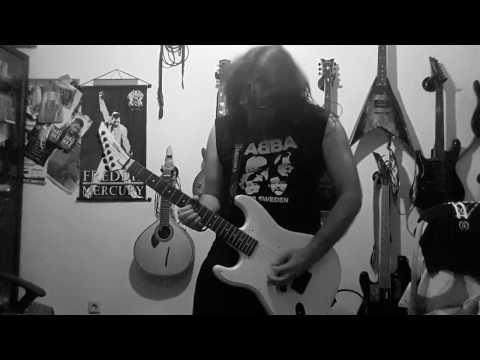 Salvador Sobral - Amar pelos Dois - Cover / Versao Metal - Eurovision 2017