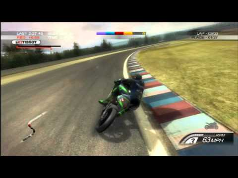 Classic Game Room - MOTO GP 10/11 review