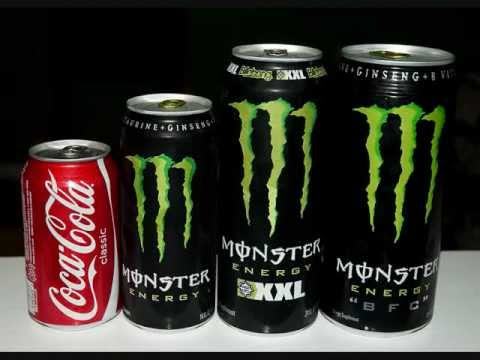 Monster Energy Drinks TRUTH