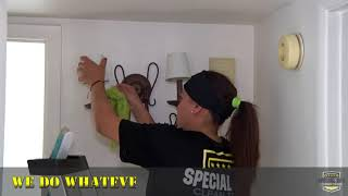 Move Out Cleaning  Special Ops Clean Team OPERATION: WALK THE TALK SERVICE