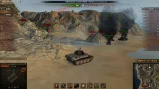Rheinmetall Skorpion - Борщзилла! Обзор и геймплей. WoT Китай!